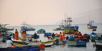 small scale fishing vessels peru